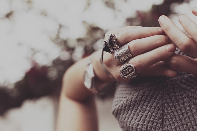 fashion, girl, hand, pretty, ring