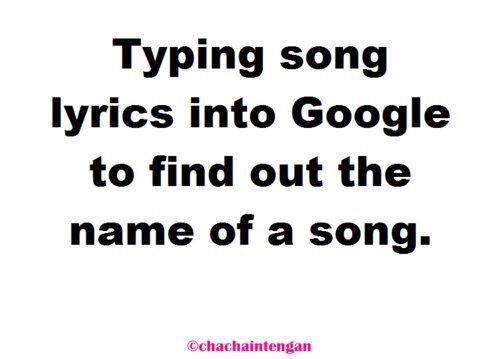 find, google, lyrics, name, song