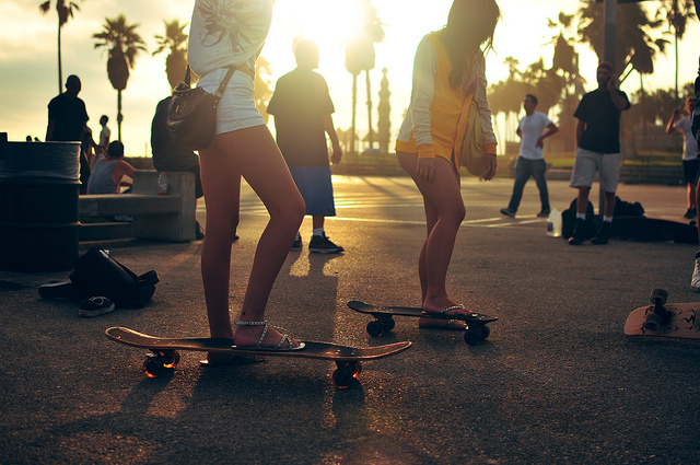 friends, girls , longboard, longboard girl, longboard girls