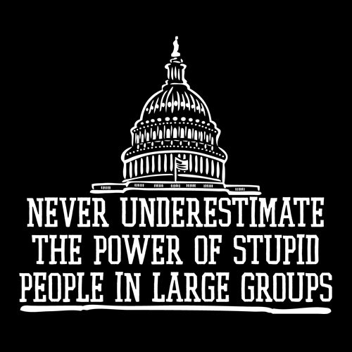 funny, groups, politics, power, quote