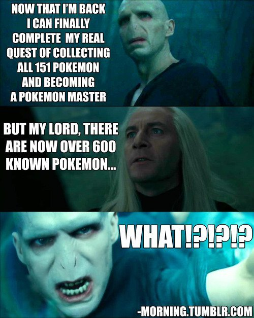 funny, harry potter, lol, lucius, lucius malfoy, malfoy, pokemon, pokemon voldemort, voldemort