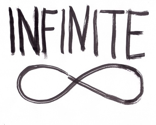 hope, infinite, infinity, love