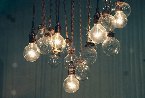 light, lightbulb, lightbulbs, photography, string