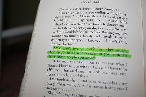 nicholas sparks  quote  quotes  text  thenotebookQuotes From Books