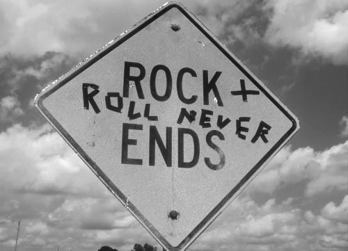 rock, rock n roll and style