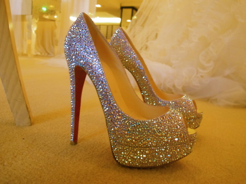 #shoes, barbie, bling, fashion, heels