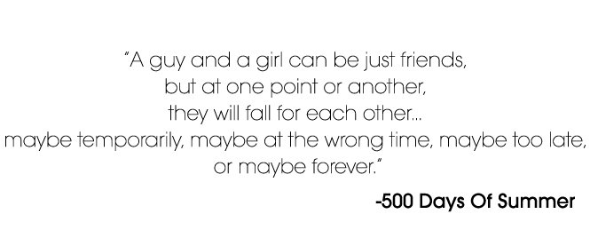 500 days of summer, crush, friends, girl, guy