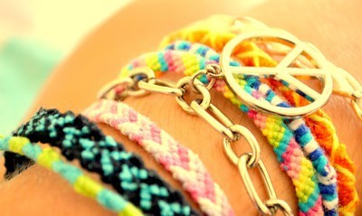 accesories, beautiful, bracelet, cute, fashion, friendship bracelet, girl, heart, inspiration, peace, sweet, the pic is taken by me