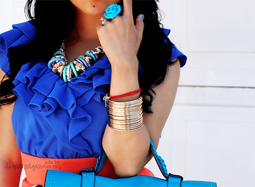 accessories, blue, cute, fashion, love, outfit, summer
