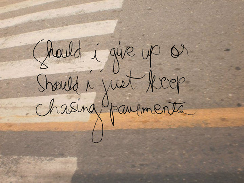 adele - chasing pavements, art, beautiful, cute, fashion, hot, hurt, love, nature, nice, photo, photography, pretty, quote, style, text, typography, vintage