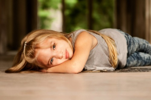 adorable, baby, beautiful, blonde, blue eyes, child, cute, face, girl, hair, kid, laying, little, long, photo, photograph, photography, pretty, smile, tired