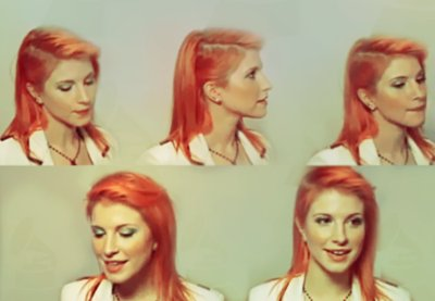 adorable, beautiful, crazy, girl, hair, hayley, hayley williams, orange har, paramore, pretty