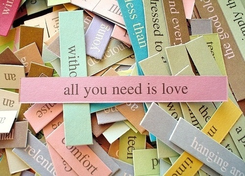 all you need is love, amor, drink, food, i love you
