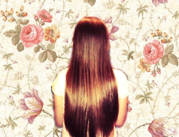 amazing, back, beautiful, brown, brown hair, brunette, fashion, girl, hair, head, heart, long, long hair, new, paint, paints, rose, roses, very long hair, very very long hair, wall, white