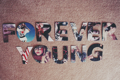 america, forever young, free, fun, text