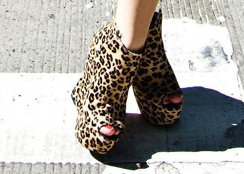 animal, animal pattern nails, animal print, blue, fashion, girl, girls, heels, need, pattern, print, red sun, shaddow, sparkle, want