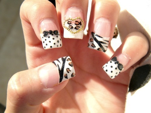 animal, animal print, cool, cute, glitter, hot, nail, nails, pretty, print, purple, sexy