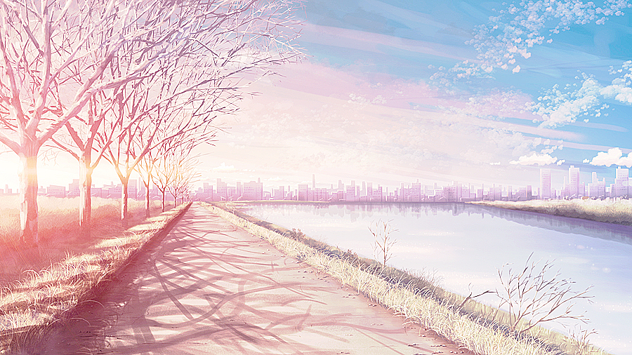 Scenery Wallpaper Anime Scenery Wallpaper Tumblr