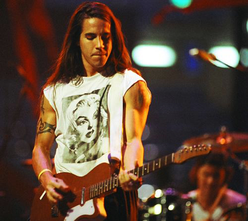 anthony kiedis, red hot chili peppers and rhcp