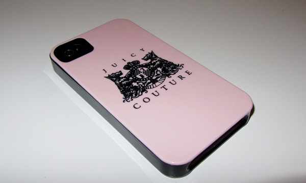 apple, blog, classy, couture, cute, deerie blog, fashion, glamour, iphone, juicy, juicy couture, phone, pink