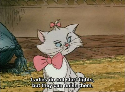 aristocats, cat, cuddly, cute, disney - image #303146 on ...