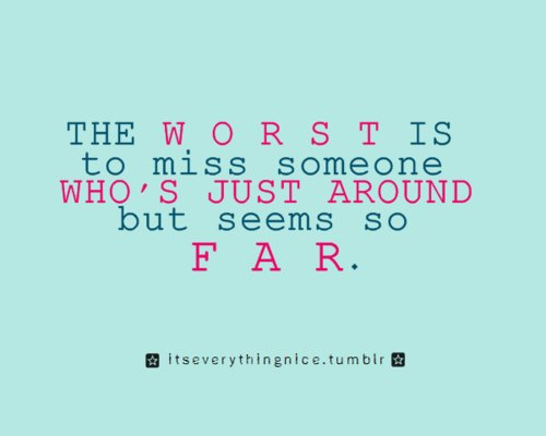 around, far, miss, text, worst