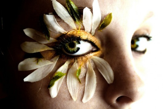 art, creative, eye, eyes, fashion, flower, girl, girls, inspiration, make up, makeup, marinelle, nature, photography