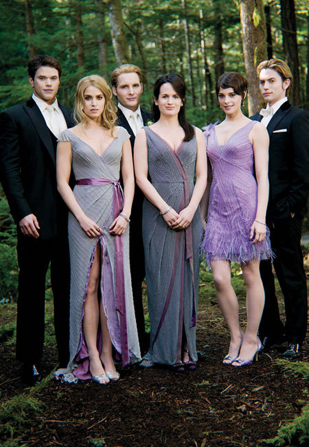 ashley greene, breaking dawn, cullens, nikki reed, rosalie cullen