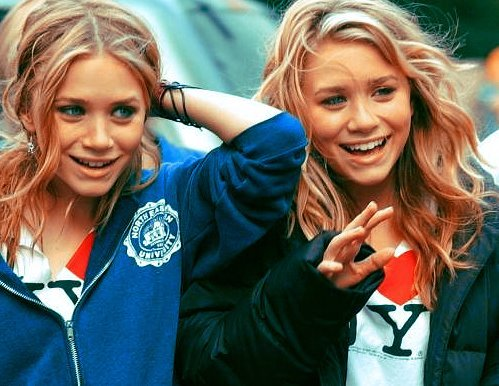 ashley olsen, cute, girls , mary-kate olsen, olsen