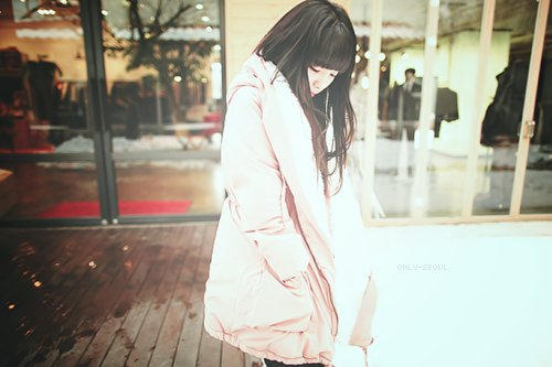 asia, asian, asn, azn, beautiful, brown, cold, girl, hair, jacket, k-fashion, kfashion, korea, korean, korean fashion, life, pretty, snow, uhljjang, uljjang, ulzzang, winter