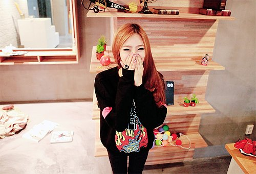 asian, cute, fashion, girl, kfashion