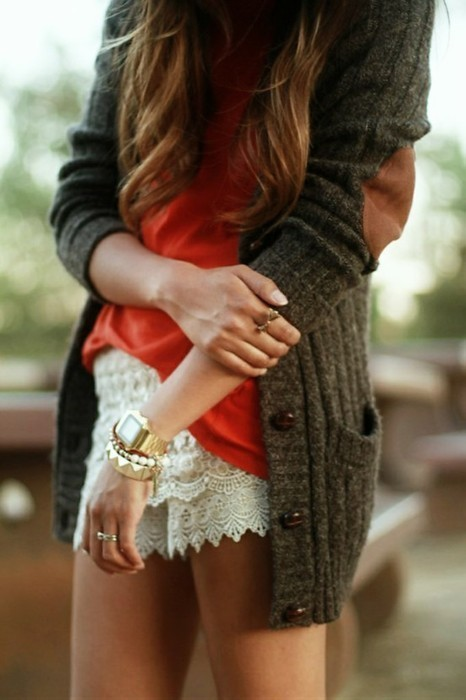 auburn, beautiful, bracelets, clothes, cute