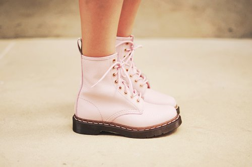 babay pink, beautiful, boot, boots, cute