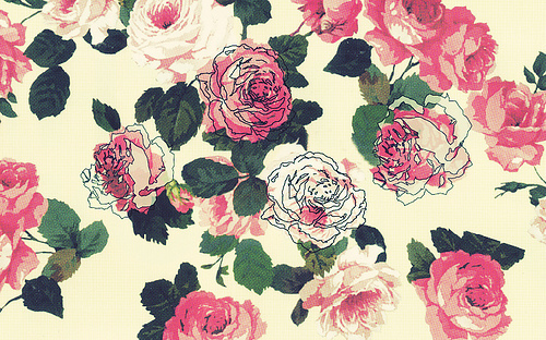 Cute flower pattern tumblr - photo#7