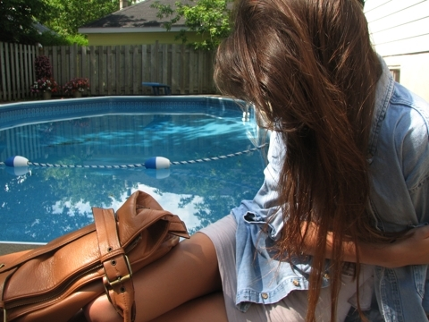 bag, beach, beautiful, belt, blue, brown hair, brunette, curls, dress, fashion, girl, happy, jean, just a girl, legs, love, necklace, perfect, photography, pool, pretty, scarf, sexy, shirt, skirt, smile, summer, tan, thin