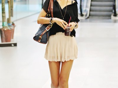 bag, beautiful, beauty, dress, fashion