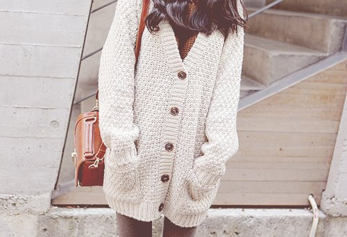 bag, cute outfit, fashion, jacket, k-fashion, knit, korean fashion, leggings, purse, scarf, sweater, ulzzang