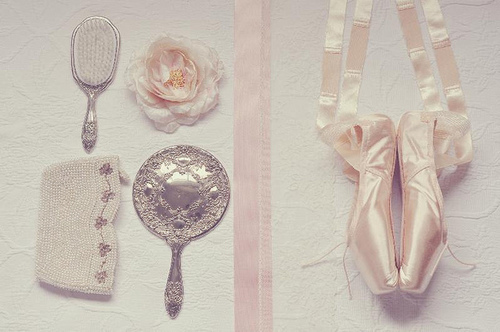 ballerina, ballerinas, beautiful, classy, cute, feet, flats, flower, flowers, girly, mirror, pink, rose, shoes, stylish, sweet