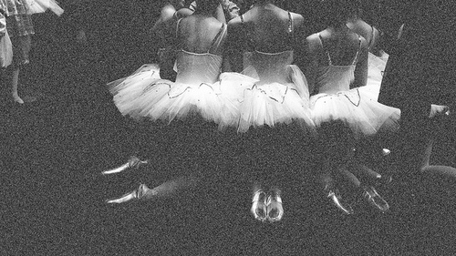 ballerina, ballerinas, black and white, dance, dancer