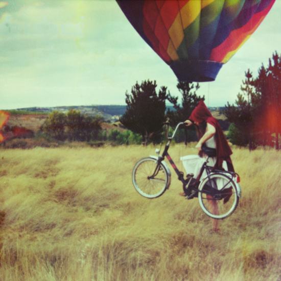balloon, beautiful, bike, cute, cycling