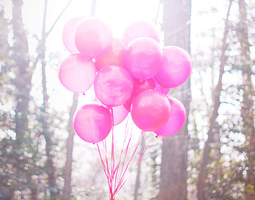 balloons, baloon, baloons, cute, many, photography, pink