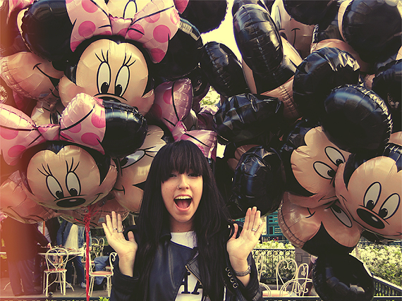 balons, ddq, disney, fotografia, fun, girl, happy, make, mickey, mickey *-*, minnie, photography, photograpy