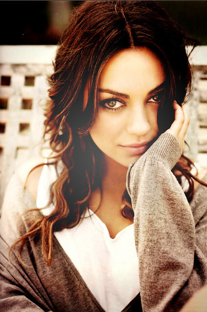 beautiful, friens with benefits, gorgeous, mila kunis