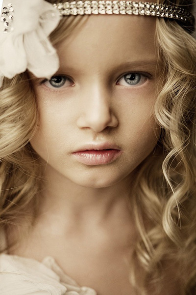 beauty, blonde, blue eyes, child, eyes