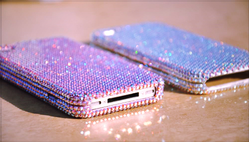 beauty, cases, cellphone, cute, diamond, glamour, glitter, iphone, iphone 4, sparkle