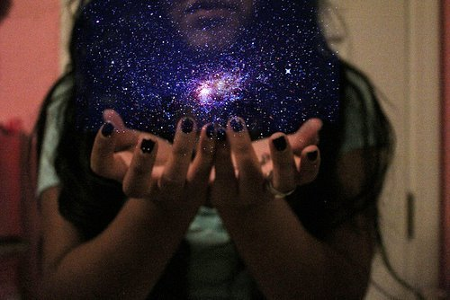 beuaty, black, blaze, blue, colour, colours, fireworks, girl, lights, nails, nice, photography, purple