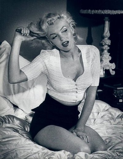 black and white, marilyn monroe, norma jean
