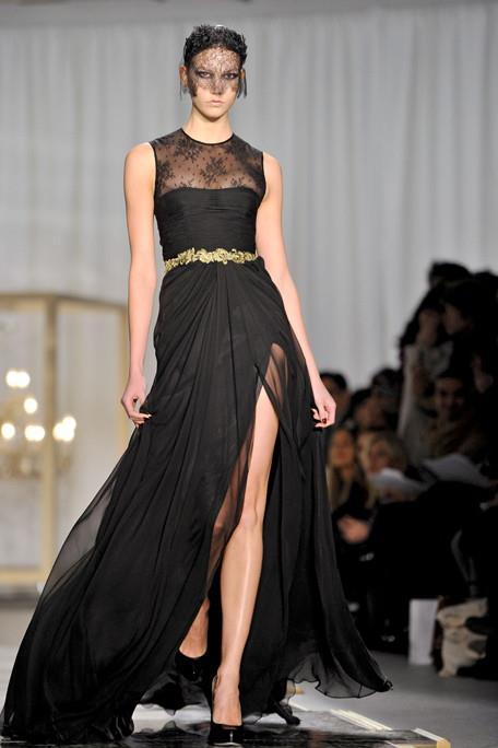 black dress, designer dress, dress, fashion, formal, formal dress, model