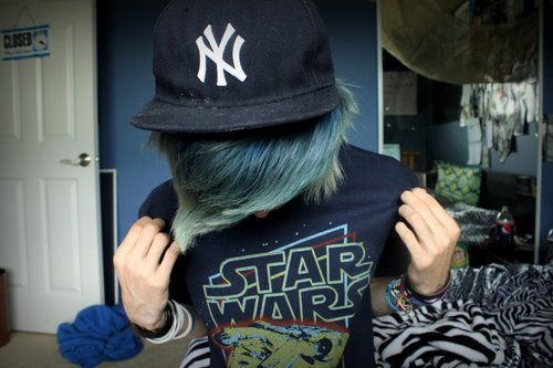 blue, boy, cute, guy, hair