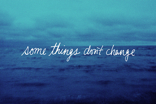 blue, change, love, nature, note, quote, sea, sentence, text, typography